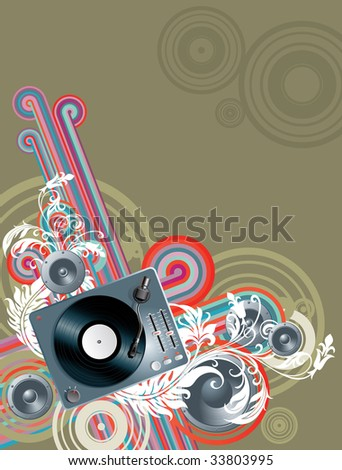 vector background flyers more stock vector royalty free 33803995