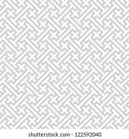 Vector background - gray seamless geometric pattern
