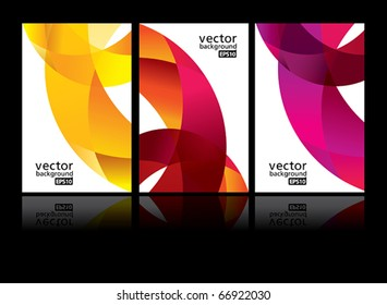 vector background set EPS10