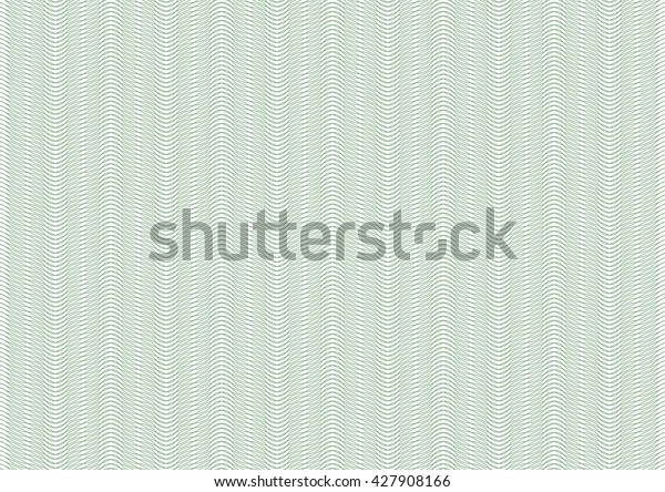 Vector Background Texture Waves Green Pattern Stock Vector