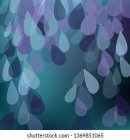 vector backgrounds with droplets