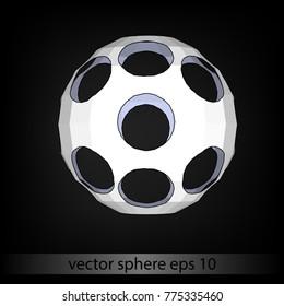 Vector ball Sphere
