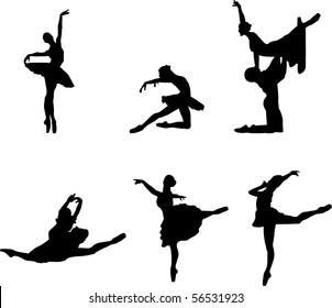 vector ballet