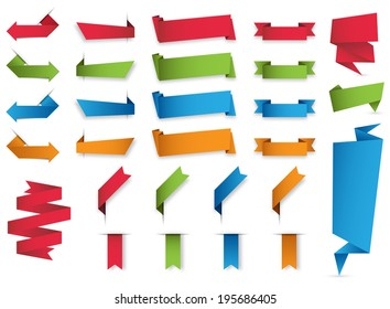 Vector Banners and Labels/Vector Banners and Labels