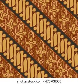 vector batik pattern indonesia