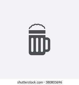 Vector beer Icon