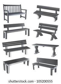Vector bench set