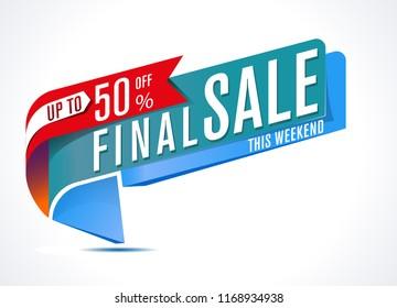 Vector big day sale