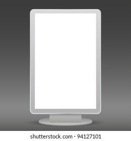 vector billboard for your design