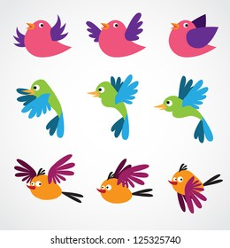 cartoon bird flying images stock photos vectors shutterstock rh shutterstock com flying bird cartoon images flying bird cartoon animation
