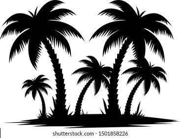 Palm+trees+tropical+background Images, Stock Photos & Vectors ...