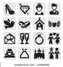 wedding symbol Images, Stock Photos & Vectors | Shutterstock