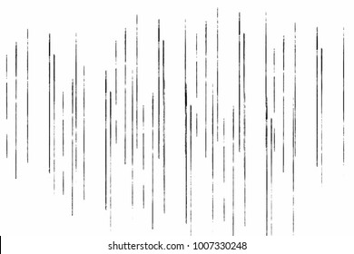 Vector Black And White Background Grunge Texture