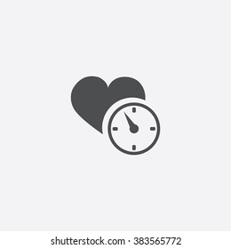 Vector blood pressure Icon