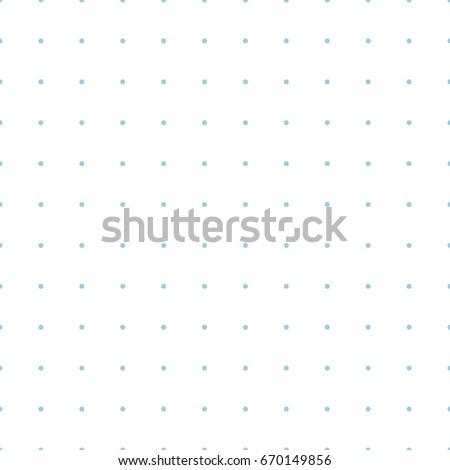 vetor stock de vector blue dotted grid graph paper livre de