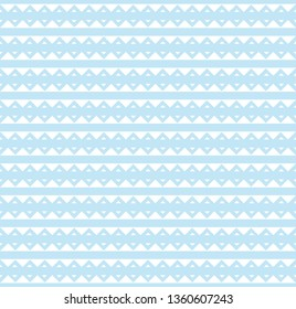 Vector blue and white geometric background. Design element for textiles, clothing, printing, packaging and other uses.