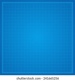 Blueprint paper blank images stock photos vectors shutterstock vector blueprint background drawing paper for engineering work malvernweather Gallery