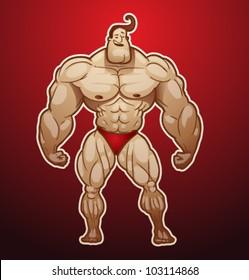 vector bodybuilder 3
