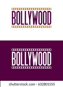 Vector Bollywood Icon