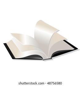 Vector. Book