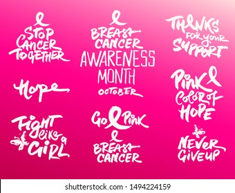 Cancer Quote Images, Stock Photos & Vectors | Shutterstock