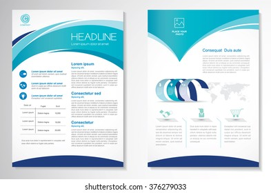 Brochure Template A Stock Images RoyaltyFree Images Vectors - A4 brochure template
