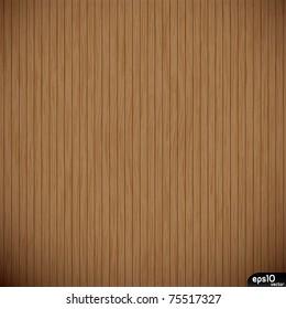 Vector brown wooden planks background