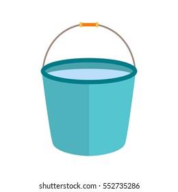 Vector Bucket icon