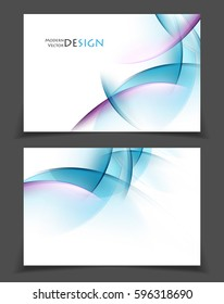 Vector business bright templates set. Elements for design. Magazine, annual reports vector templates. Eps10