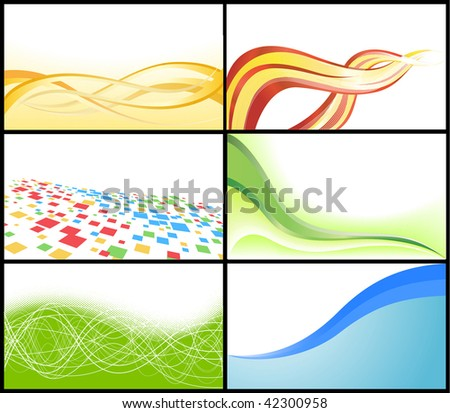 vector business card clipart stock vector royalty free 42300958 rh shutterstock com free clipart borders for business cards Business Card Border Clip Art