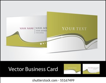 vector business card set, for more business card of this type please visit my gallery