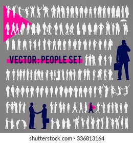 Vector Business People Corporate Company Concept - Shutterstock ID 336813164