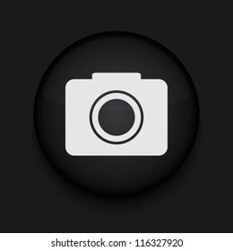 Vector camera icon. Eps10. Easy to edit