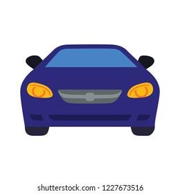 vector car illustration. automotive icon - car icon