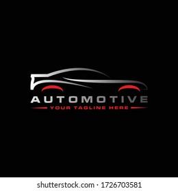 Vector Car Wash Logo,car automobiler / race car / automotive design - Vector