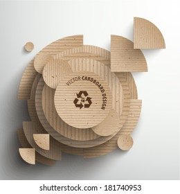 Vector Cardboard Graphics