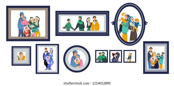 Senior Father Son Hug Stock Vectors, Images & Vector Art | Shutterstock