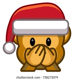 Christmas Emoji.Christmas Emoji Images Stock Photos Vectors Shutterstock