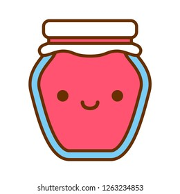 Jam Jar Clipart Images, Stock Photos & Vectors | Shutterstock
