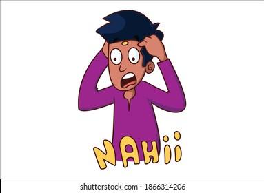 Hindi Cartoon Images Stock Photos Vectors Shutterstock