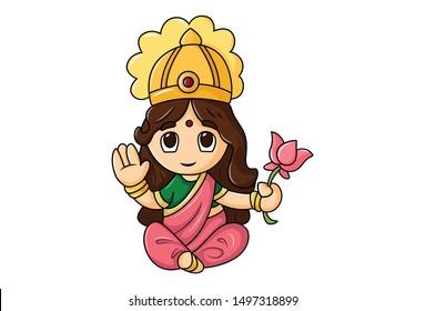 Goddess Cartoon Images Stock Photos Vectors Shutterstock