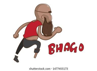 Hindi Cartoon Images, Stock Photos & Vectors | Shutterstock