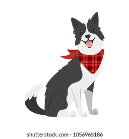 Sitting Dog Images Stock Photos Amp Vectors Shutterstock