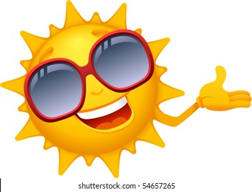 cartoon sun images stock photos vectors shutterstock rh shutterstock com cartoon images of sunbathing cartoon pictures of the sun for free