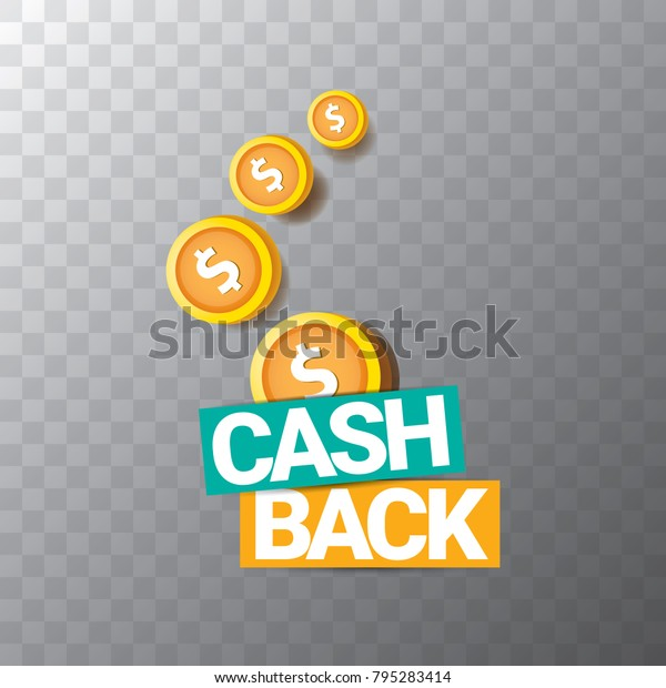 vector cash back icon isolated on stock vector royalty free 795283414 https www shutterstock com image vector vector cash back icon isolated on 795283414