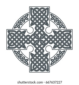 Celtic Cross Tattoo Images Stock Photos Vectors Shutterstock