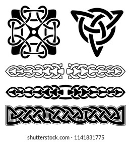 photograph relating to Printable Celtic Knot Patterns known as Celtic Knot Photographs, Inventory Pics Vectors Shutterstock