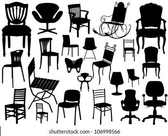 Vector Chair Set