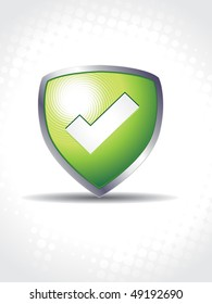 vector check list Symbol