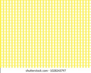 Vector checked fabric cloth